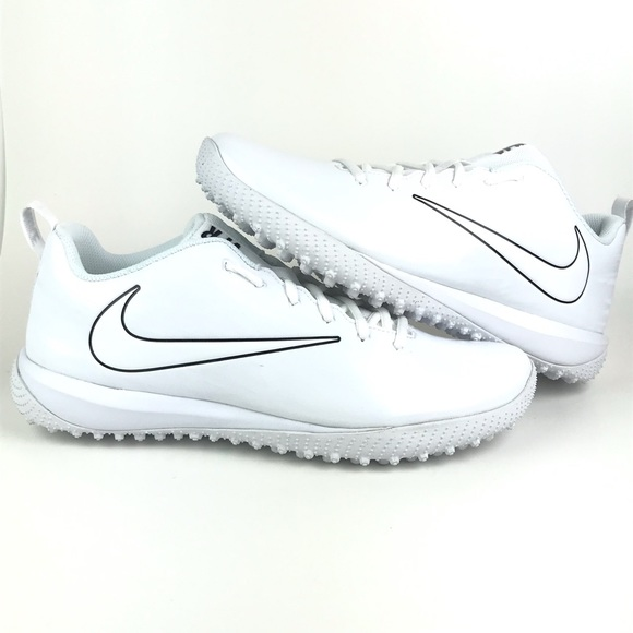aa3d8e689c5 NIB Mens Nike Vapor Varsity Low Turf LAX Cleats